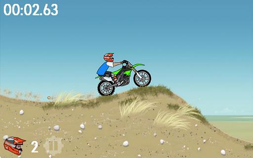 Immagine del gioco Moto X Mayhem per Android