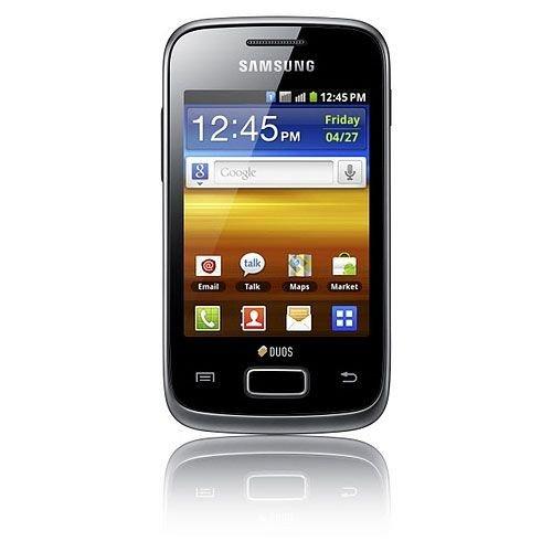 Immagine dello smartphone Samsung Galaxy Y Duos GT-S6102