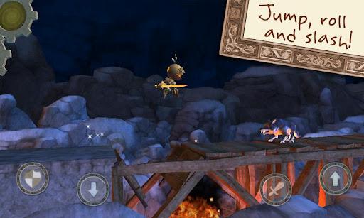 Immagine del gioco Wind-Up Knight per Android
