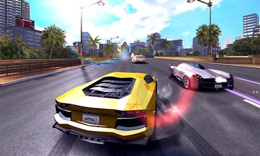 Immagine del gioco Asphalt 7: Heat per Android