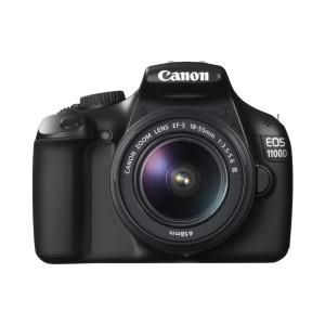 Immagine della fotocamera Canon EOS 1100D