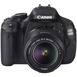 Immagine della fotocamera Canon EOS 600D