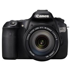 Immagine della fotocamera Canon EOS 60D