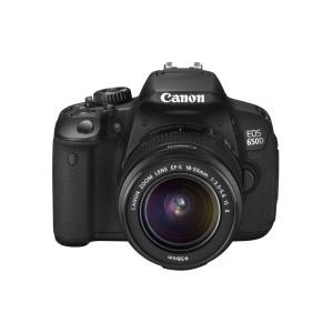 Immagine della fotocamera Canon EOS 650D