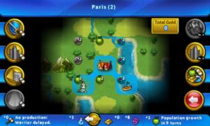 Immagine del gioco Civilization Revolution per Windows Phone