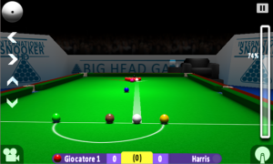 Immagine del gioco International Snooker per Windows Phone