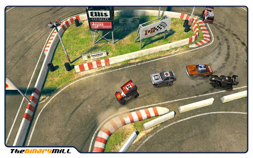 Immagine del gioco Mini Motor Racing per Android