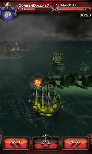 Immagine del gioco Pirati dei Caraibi per Android
