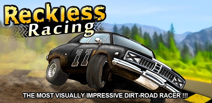 Immagine del gioco Reckless Racing per Android