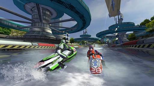 Immagine del gioco Riptide GP per Android