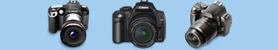 Guida alla fotografia con fotocamere DSLR