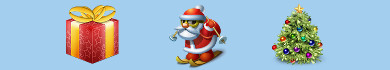 Cartoline di auguri di Natale da stampare gratis