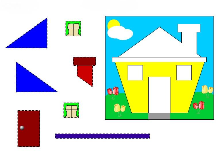 Disegni Da Ritagliare E Incollare Per Bambini Creagratiscom