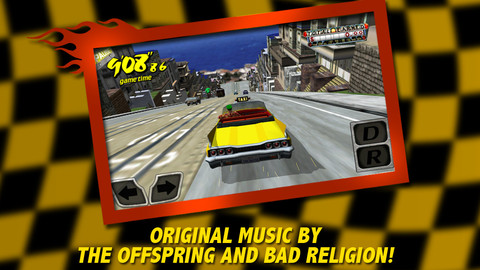 Immagine del gioco Crazy Taxi per iPhone e iPad