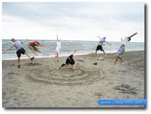 Idee Pose Fotografiche : Grandi idee per foto di gruppo creagratis