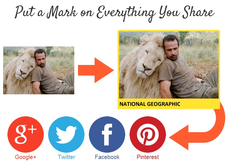 Immagine del sito Picmark per aggiungere watermark