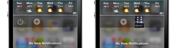 Immagine dell'applicazione SlyCam per iPhone