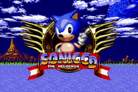 Immagine del gioco Sonic CD per iPhone e iPad