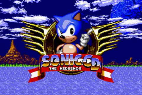 Immagine del gioco Sonic CD per iPhone e iPad