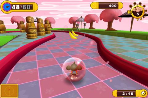 Immagine del gioco Super Monkey Ball 2: Edizione Sakura per iPhone e iPad