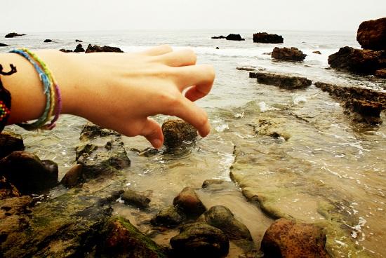 Foto Togliere le rocce