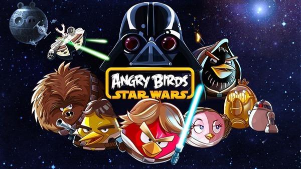 Immagine del gioco Angry Birds Star Wars