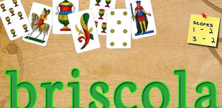 Immagine del gioco di carte Briscola per Android