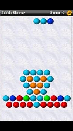 Immagine del gioco Bubble Shooter