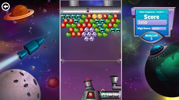 Immagine del gioco Bubble Star
