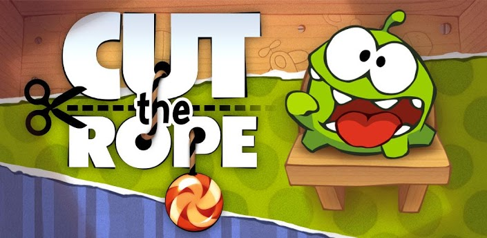 Immagine del gioco Cut the rope per Android