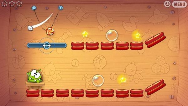 Immagine del gioco Cut the rope
