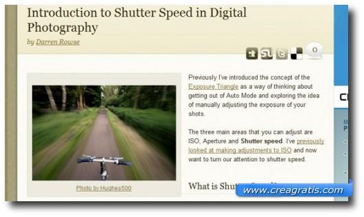 Introduzione al tempo di esposizione nella fotografia digitale