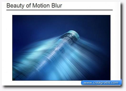 45 foto con l'effetto Motion Blur