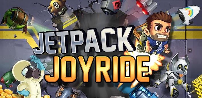 Immagine del gioco Jetpack Joyride per Android