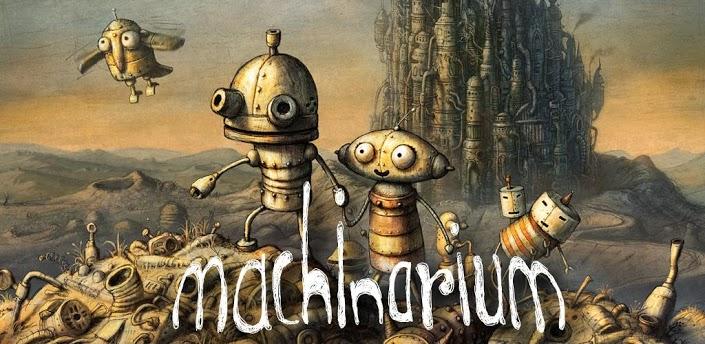 Immagine del gioco Machinarium per Android