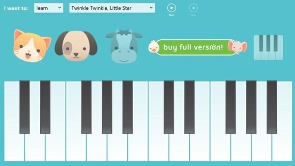 Immagine del gioco My Pet Piano