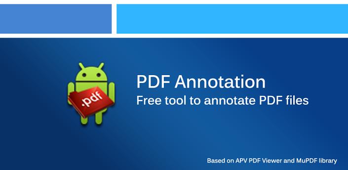Immagine dell'applicazione PDF Annotation per Android
