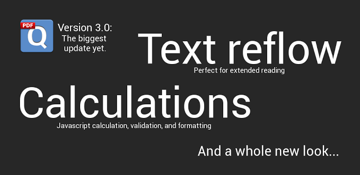 Immagine dell'applicazione qPDF Notes per Android