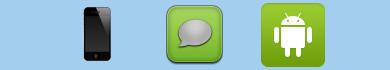 Trasferire sms da iphone a android