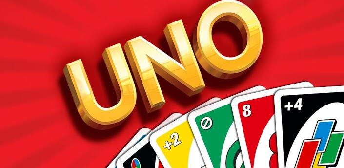 Immagine del gioco di carte UNO per Android