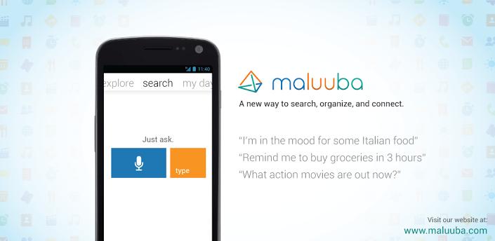 Immagine dell'applicazione Maluuba per Android