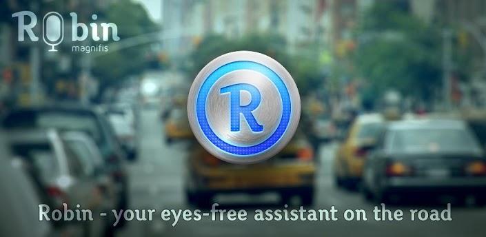 Immagine dell'applicazione Robin per Android