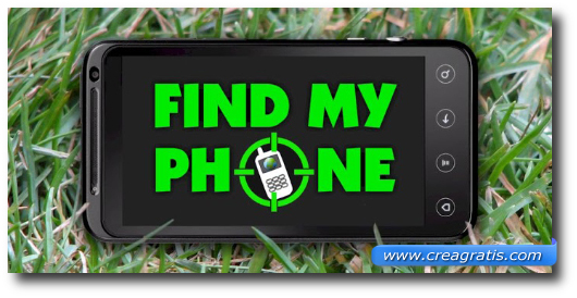 Immagine dell'applicazione Find My Phone per Android