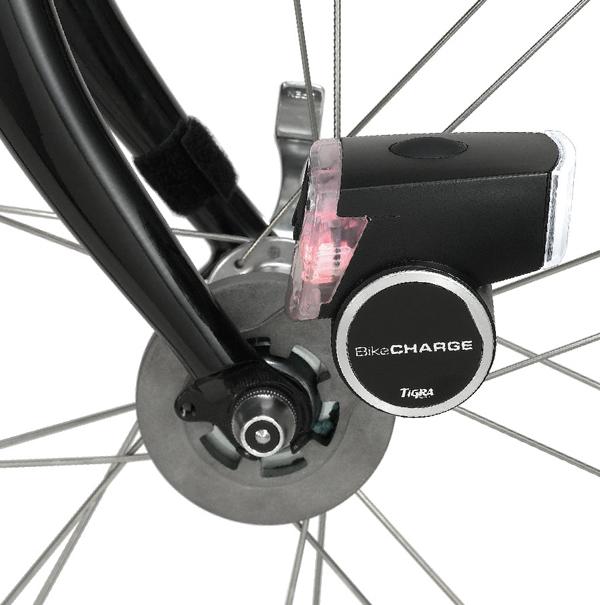 Immagine del caricabatterie BikeCharge
