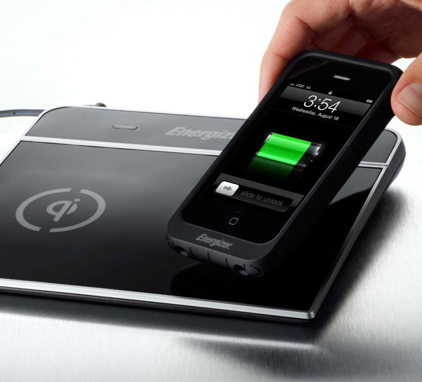 Immagine del caricabatterie Energizer Dual Inductive Charger