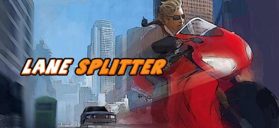 Immagine del gioco Lane Splitter per Android