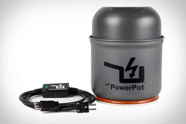 Immagine del caricabatterie PowerPot