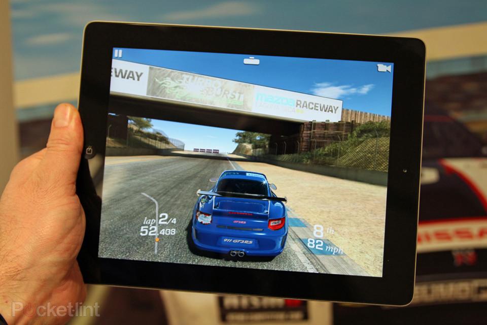 Immagine del gioco Real Racing 3 su iPad