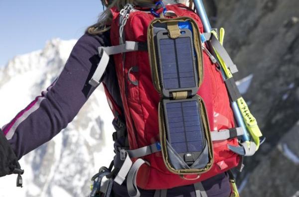 Immagine del caricabatterie Solarmonket Adventurer