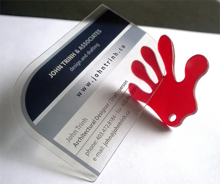 19-Clear-Plastic-Business-Cards